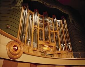 The Jordan Concert Organ
